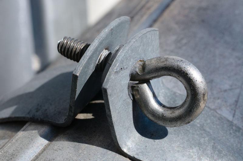 Industrial bolt