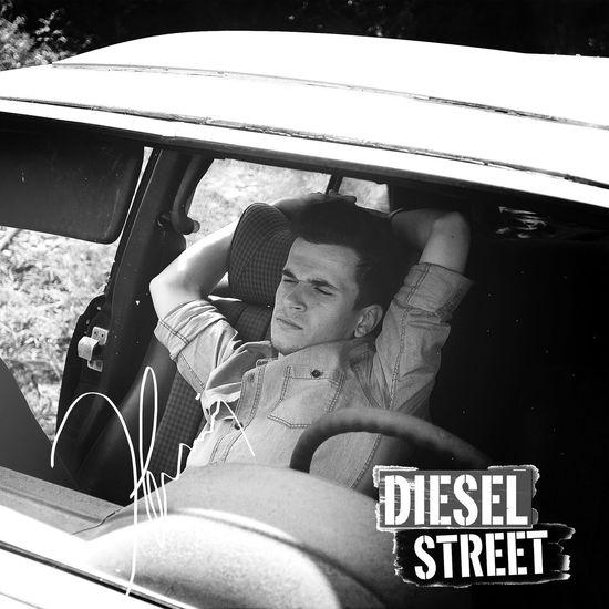 Blackandwhite Driver Diesel