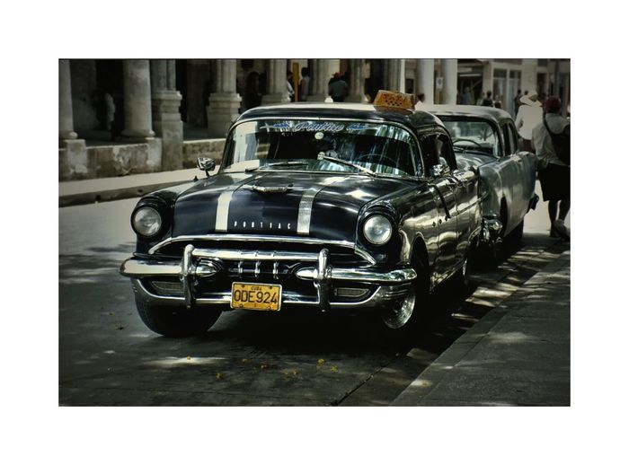Car Cuba, Cuban Cars, Land Vehicle Oldtimer Street Photography Street, Transportation