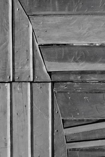Full Frame Backgrounds Wood - Material Pattern No People Textured  Day Close-up Built Structure Weathered Architecture Wall - Building Feature Outdoors Plank Old Wood Wall