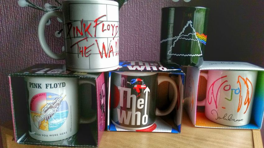 Pink Floyd The Who John Lennon Music 'My Mug shot' lol