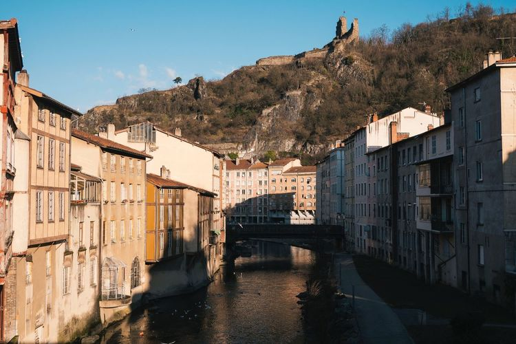 EyeEm Selects Vienne Medieval Valley River Old Town