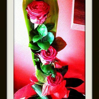 Red Rosé Love Surprise :))