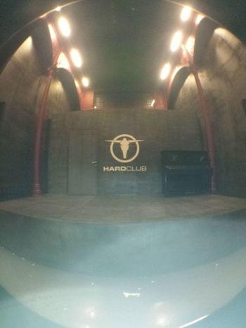 Hardclub Techno Porto Fisheye