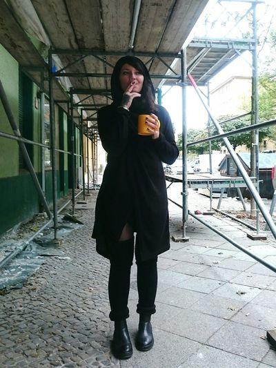 Nomads Berlin Autumn Autumn Lover Loner Black Ootd Streetlife