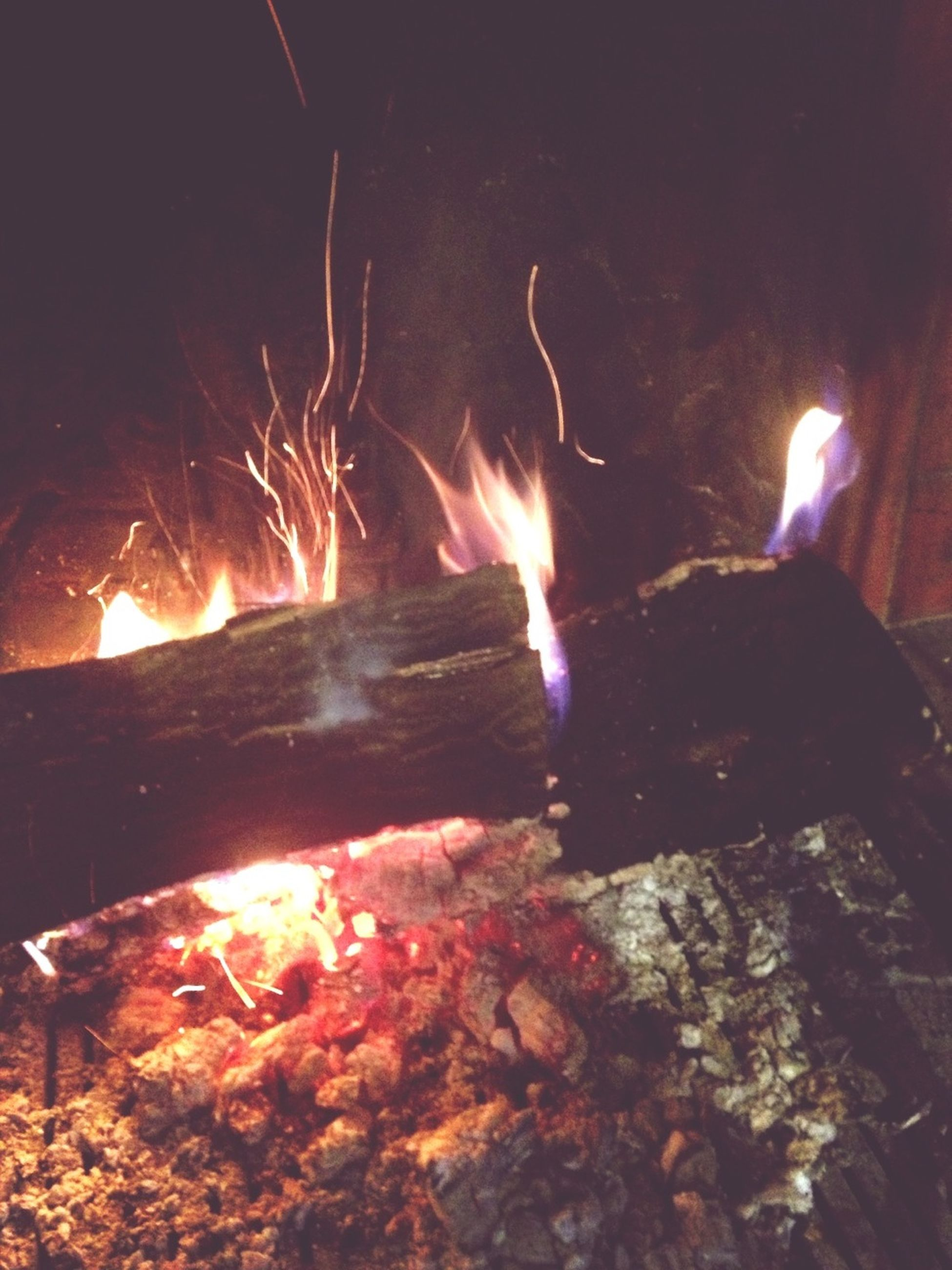 burning, fire - natural phenomenon, flame, night, heat - temperature, glowing, bonfire, motion, fire, illuminated, long exposure, campfire, firewood, heat, outdoors, light - natural phenomenon, dark, orange color, no people, close-up