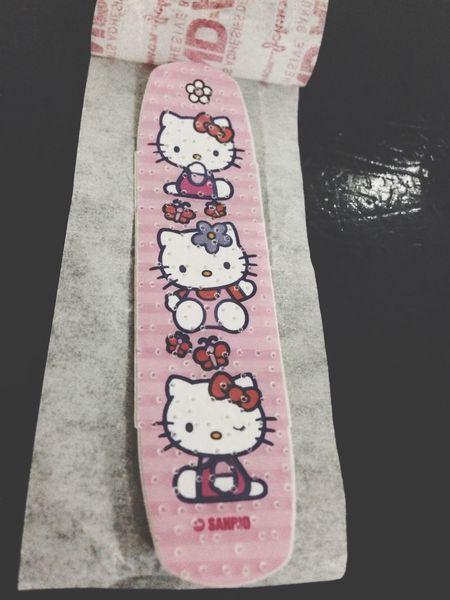 MY BAND-AID Hello Kitty <3 Japan KAWAII