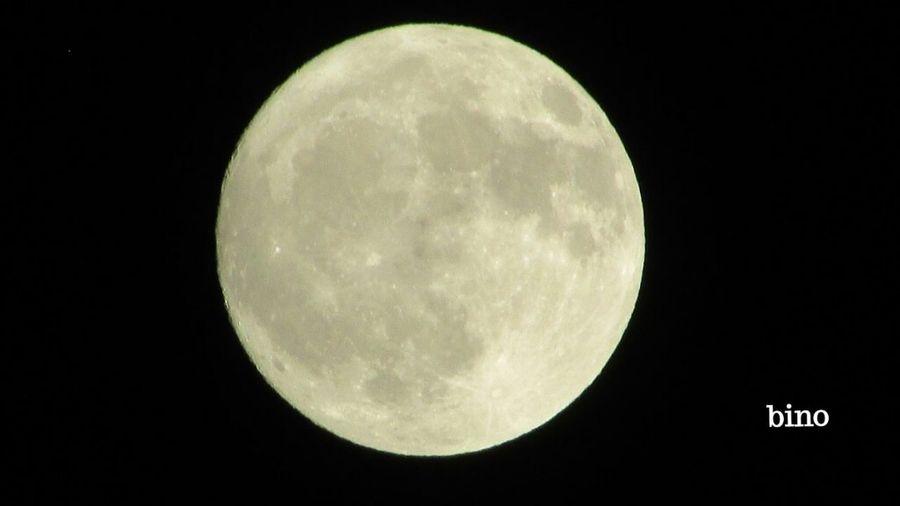Full Moon Tonights Looking Up Cadillac Sky! Pure Michigan