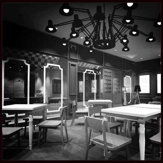 Cafe Bakery Jheffryswid Design Interior Design