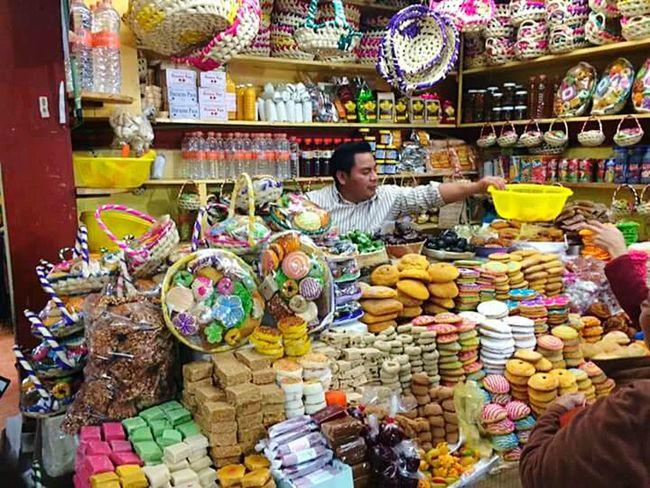Chiapas y sus dulces.