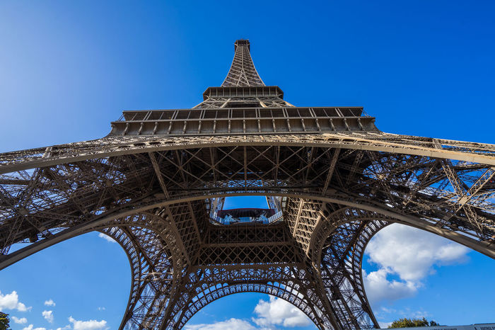 Eiffel Tower Eiffel Tower Paris Architecture Built Structure City Day Outdoors Sky Tower Travel Destinations