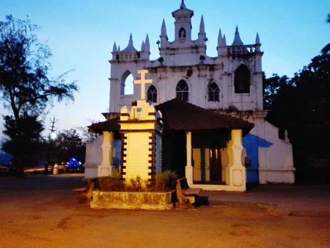 San Jacinto Island Goa Church First Eyeem Photo