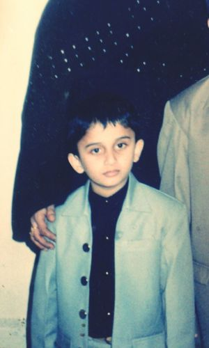 Little me. :D ^_^ Childhood Memories ❤ Kid_me