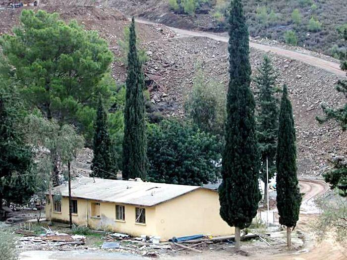 Eski Okul Eski Yapı Tree Abandoned No People Destruction Day Built Structure Outdoors Growth Architecture Nature