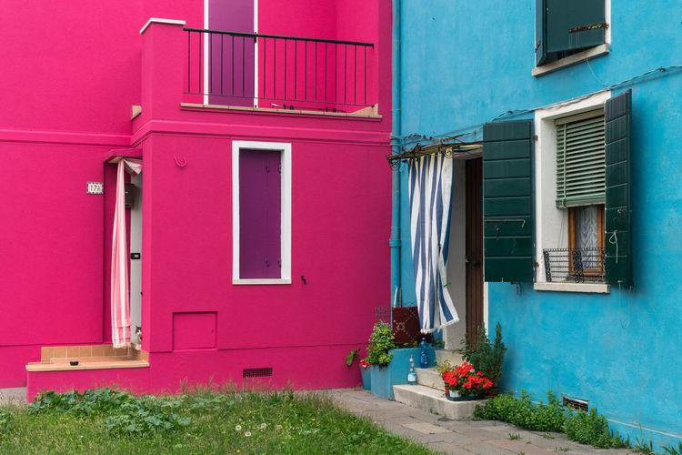 Architecture Burano, Venice Colors Italia Travel Travel Photography Venezia Venezia, Italia Venice, Italy Burano Color Colorful Italy Photography Streetscape Venice