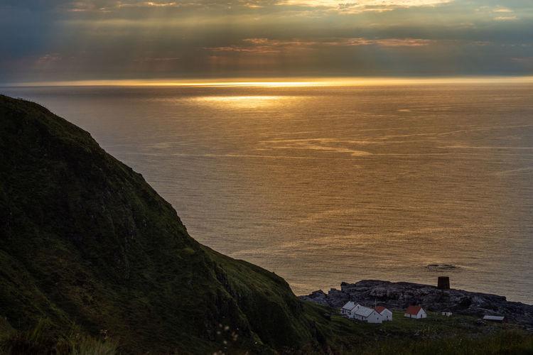 Norwegen Sky