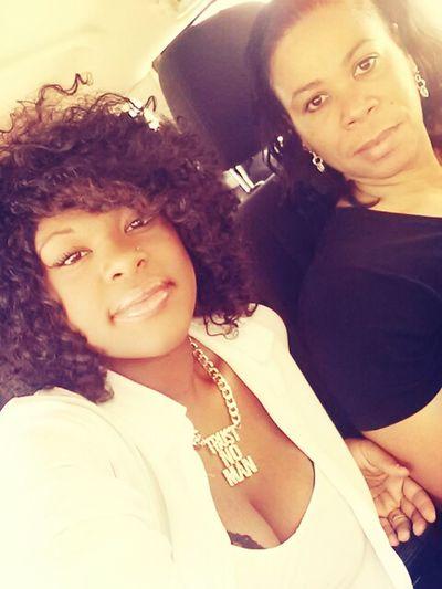 Me And.my Beautiful Mom