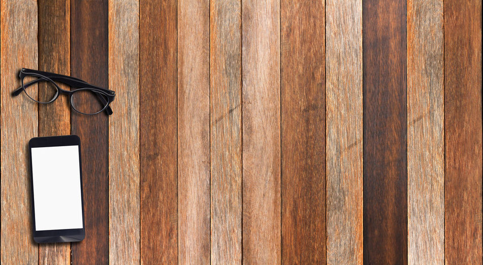 Background Concept Floor Glasses Hard Wood Martial Office Parttern Smart Phone Texture Wooden