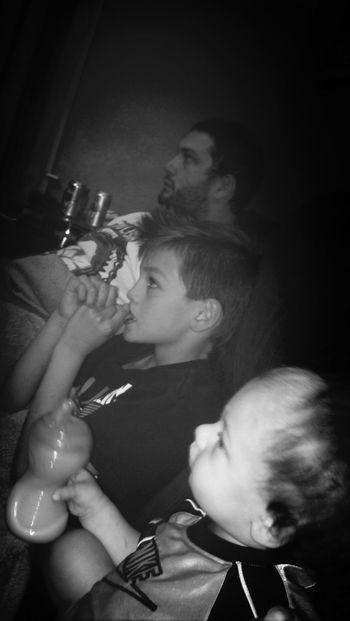 Watching tmnt