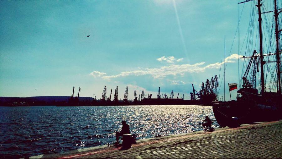 Varna.. Sky