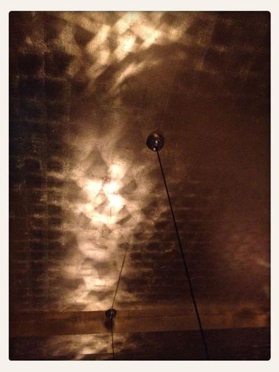 Classy Golden Ceiling