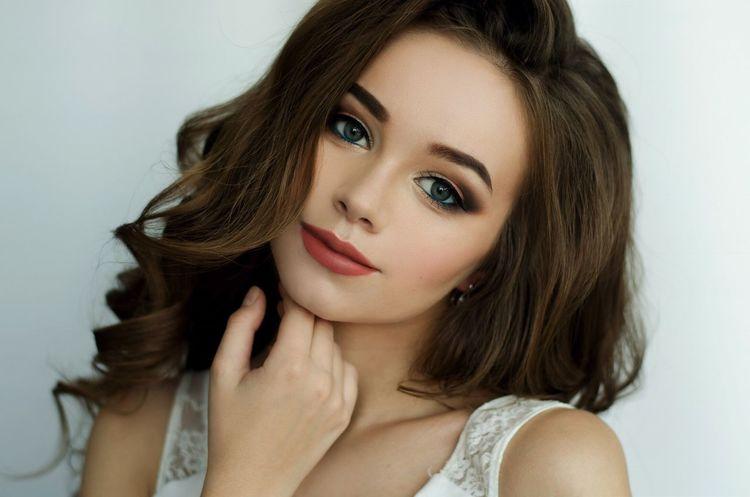 Beauty Portrait Russian Girl First Eyeem Photo