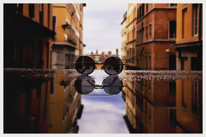 Shoot in lyon City Photography Lunettes 👓 First Eyeem Photo