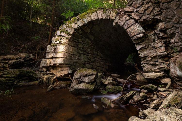 Stein Brücke