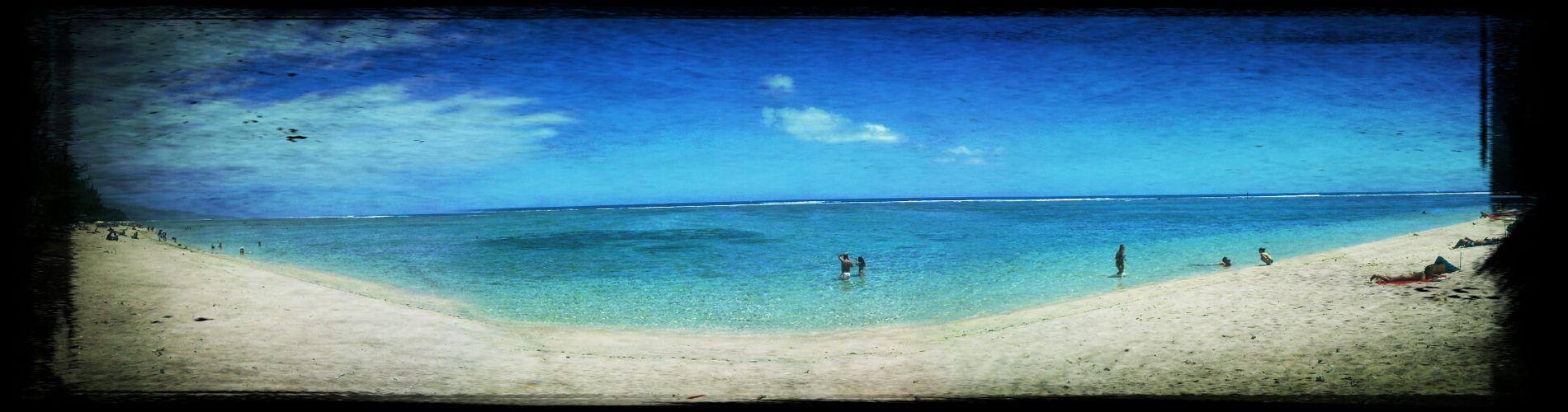 Saint gilles beach/ Life Is A Beach