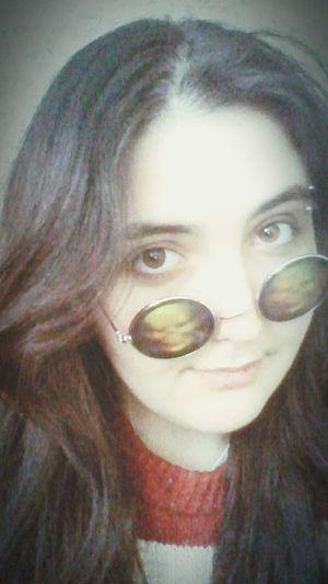 Nice Glasses That's Me Hi! Hey✌ New Style I See Yougl