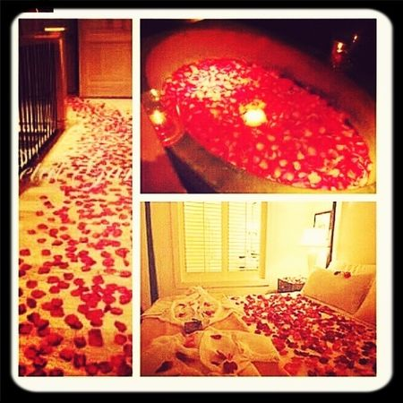 I want to come home to this