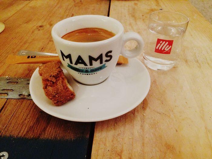 Homemade Espresso Mams Coffee Arnhem Barista Baristalife