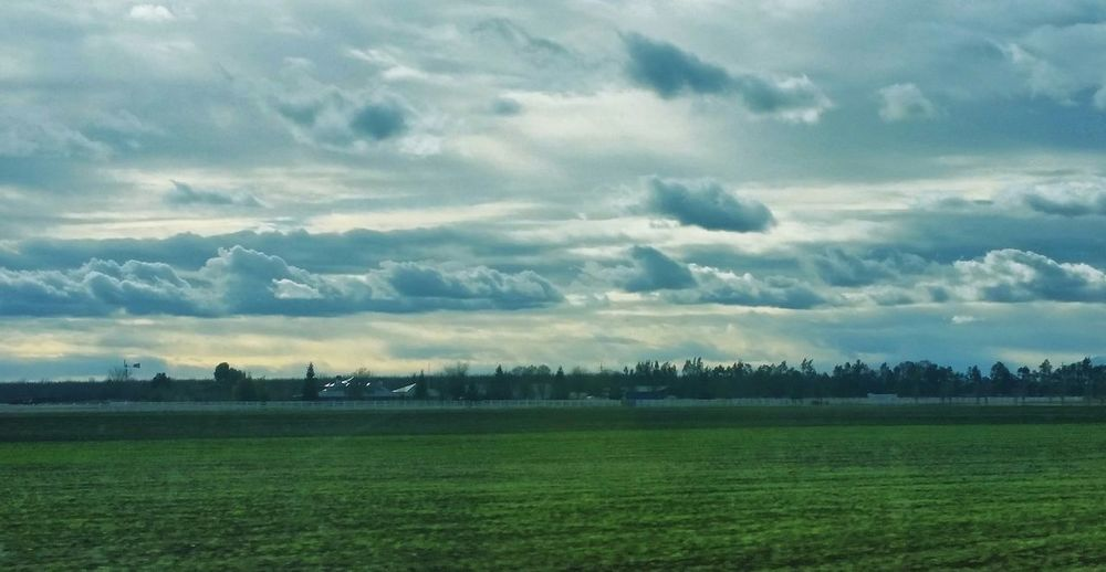 Hello World Norcal Cloud Break Taking Photos
