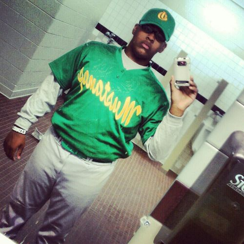 thuggin diz game wit 6outs wass up againt parker
