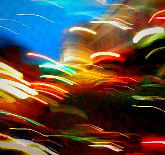 Multi Colored Abstract Pattern Motion Found On The Roll Illuminated Modern Outdoors Woopsies Accidental Art Eyeems Best Worst Shots EyeEm Vision Textured  EyeEm Worst Shots What Was I Doing? Artistic Expression Artistic Perception Brilliant Color Light Beautiful Mistake Unaware Clicking Youre Welcomeee Art Is Art Without My Knowledge Random Photography Oops Collection Mix Yourself A Good Time Paint The Town Yellow Mobility In Mega Cities