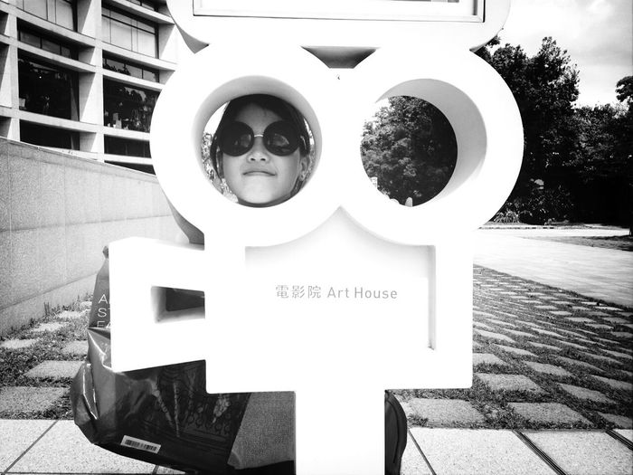 To See Life,to See The World Lovely Girl Art House