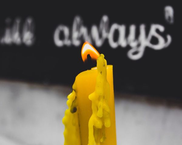 """We will always love you."" 