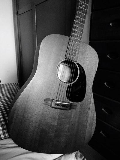MartinGuitar Guitar My Guitar Portrait B&W Portrait Blackandwhite Black And White Black & White Monochrome Monochromatic