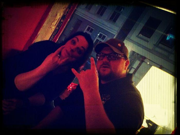 ... ein letzter absacker uff unserem Kiez im Hamburg er Nachtleben ! Rock'n'Roll !