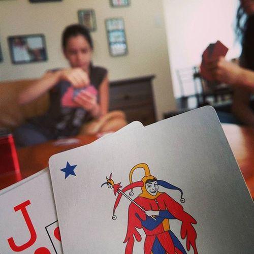 Kartamo saha!!! Playing Cards Remy Northshore joker