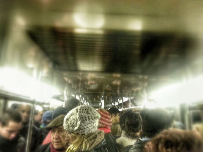 Commuting Subway Public Transportation AMPt_community