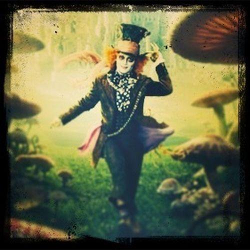 Alice In Wonderland Alice Mad Hatter Hatter