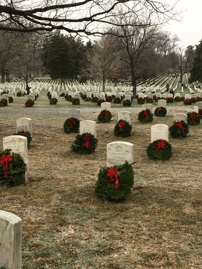 Wreath placing at Arlington National Cemetery 2016 Say Their Name Nature Remember Honor The Fallen