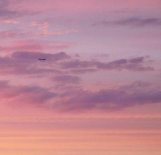 Aerien Avion Flying Nature Airplane Transportation Couleurs Pastels Beauté De L Instant