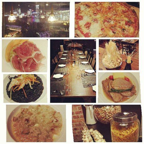 Birthday dinner with my lovely friends Friends Birthday_celebration Mimis_favourite Italian