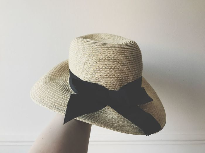 Hat Straw Hat Sun Hat No People White Background Sombrero Close-up Ribbon Indoors  Studio Shot Day Hat Woman Beauty Woman Hat
