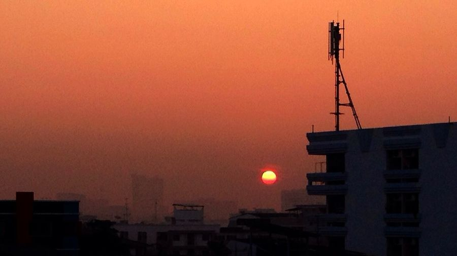 อรุณสวัสดิ์ (null)Sunset