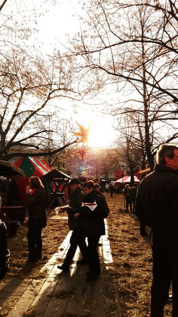 Taking Photos Christmas Market ♡ Dezember Autumn 2015 How's The Weather Today? The Places I've Been Today Christmas Decorations Magdeburg People Photography Showcase: December