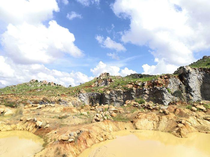 Mountain Sand