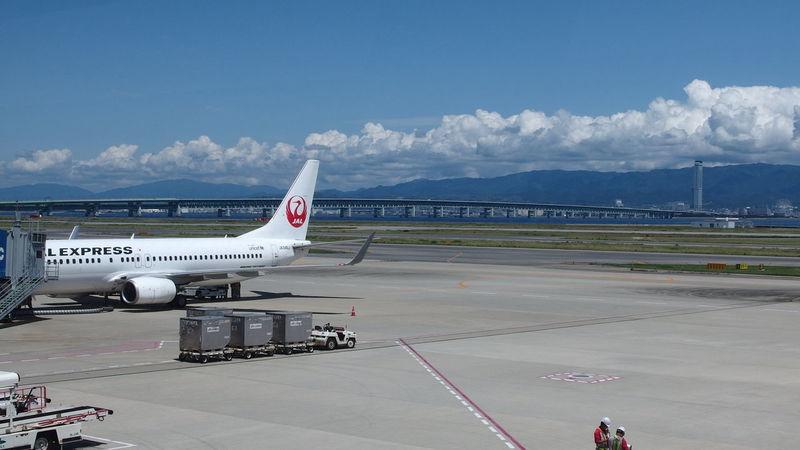 Hello World Japan おおさか 関西国際空港 Airport Kansai International Airport